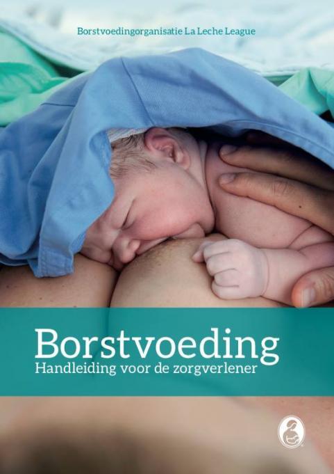 la leche league vlaanderen handleiding-zorgverlener-cover borstvoeding